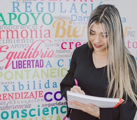 Sobre Psicóloga Andrea San Gil